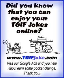 Tgif Jokes