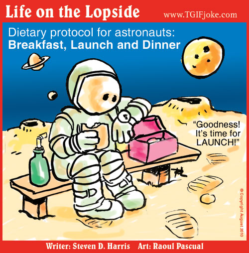 Life on the Lopside